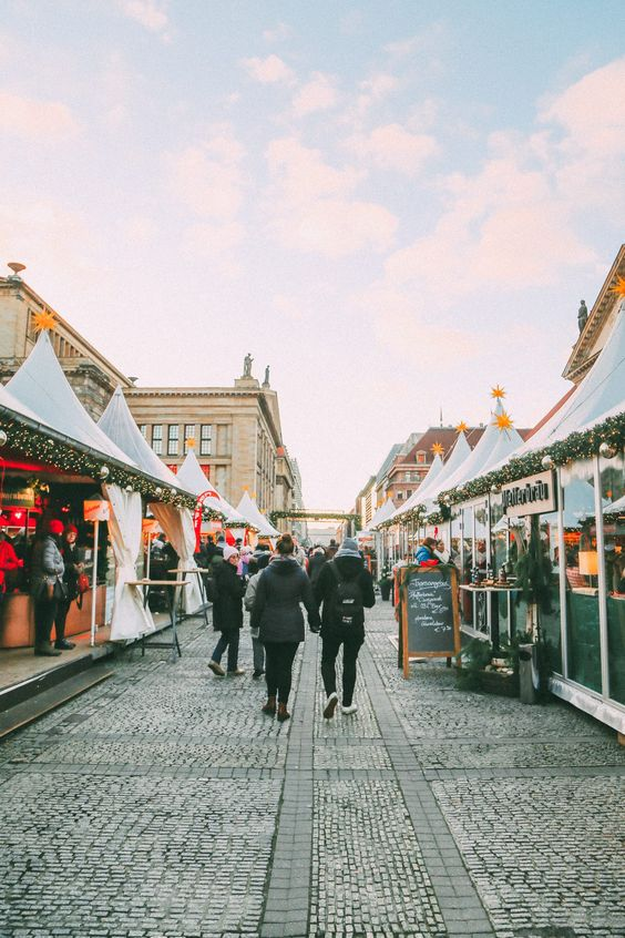 Christmas Market In Berlin, Germany - Hand Luggage Only - Travel, Food & Photography Blog