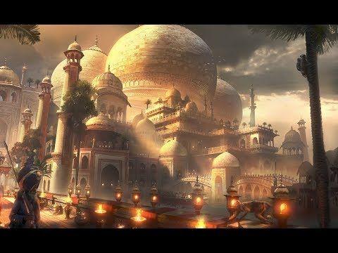 Epic Arabian Music | Golden Age - YouTube | Fantasy city, Fantasy art  landscapes, Fantasy concept art