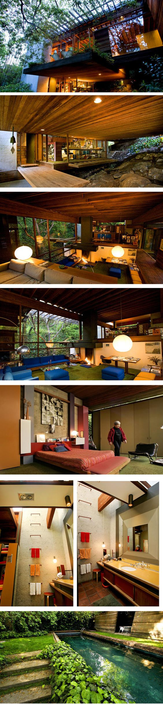 semi rumah kayu