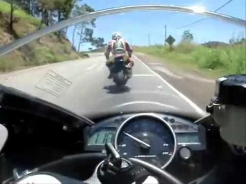 O motociclista mais louco do mundo - YouTube