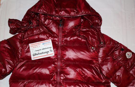 M Burgundy Jacket Maya Model