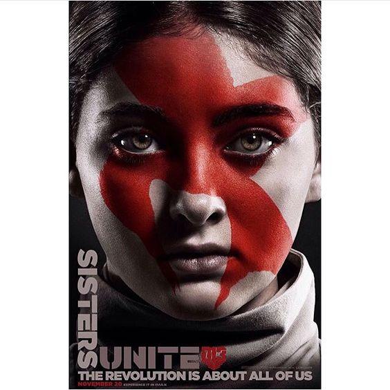 #Prim  #MockingjayPart2 #Unite