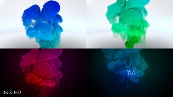 Smoke Logo - Premiere Pro - 19