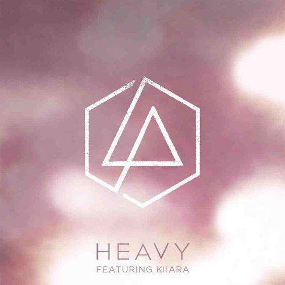 Linkin Park, Kiiara – Heavy (single cover art)