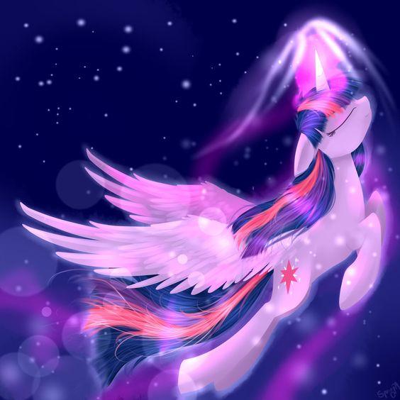 Princess Twilight Sparkle: