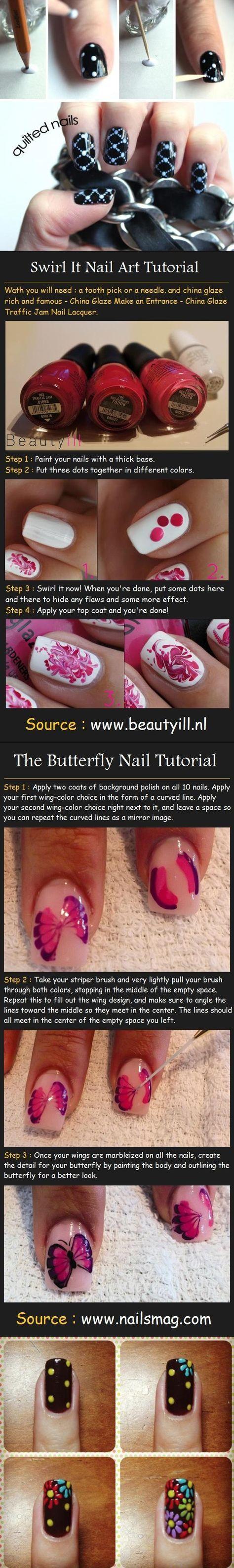 Nail Art Designs I love | Girls nails, Amazing nails and Nail stuff