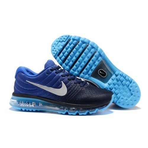 nike air max 2017 goedkoop blauw