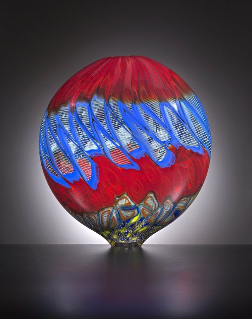 Lino Tagliapietra Is Exhibiting At Schantz Galleries Contemporary Glass In 2020 Contemporary Glass Cold Worked Glass Glass