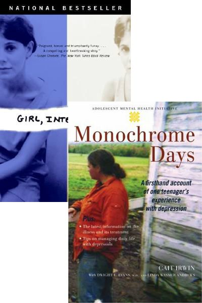 For another memoir and current information about depression, try Monochrome Days.