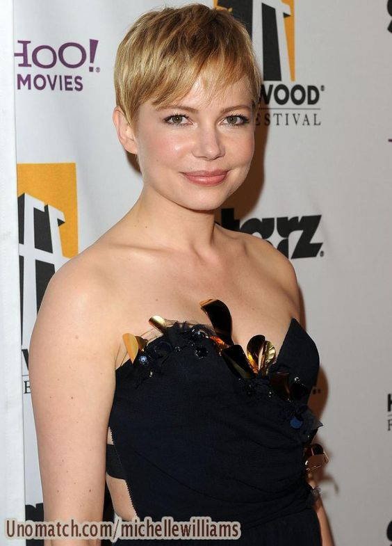 Michelle Williams won the Golden Globe Award for Best Actress in a Motion Picture Musical or Comedy for her portrayal of Marilyn Monroe in My Week with Marilyn.