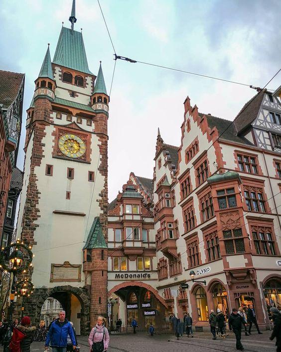🇩🇪 Freiburg im Breisgau Phot