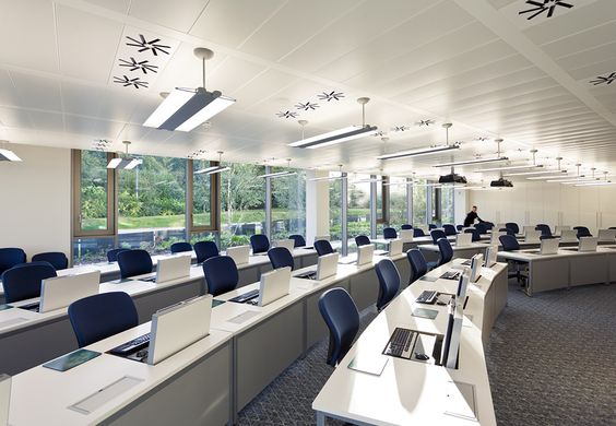 EMBL-European Bioinformatics Institute, East Wing Extension
