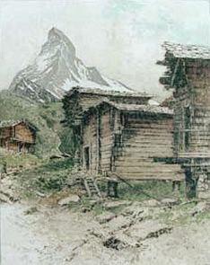Matterhorn by Eidenberger
