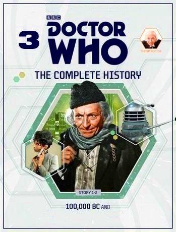 Doctor Who 3ª Temporada (1965-66):