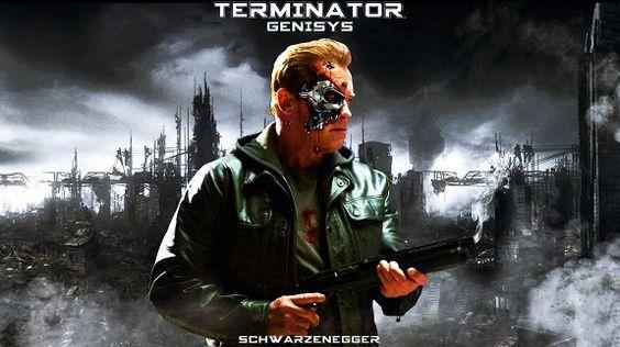 Movie Review: Terminator: Genisys (2015) - Fantasy, Sci-Fi, Movie Review, Terminator Genisys, Terminator, Genisys, Arnold Schwarzenegger