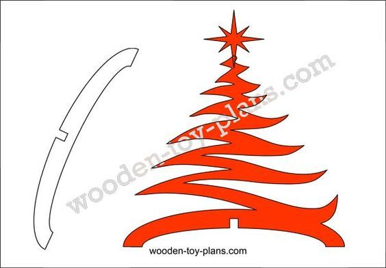 21++ Wooden christmas ornament template ideas