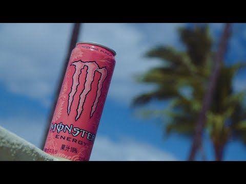 KOHHとエナジードリンク「モンスターエナジー」のコラボ映像のショートバージョンがYouTubeで公開された。 | モンスターエナジー, エナジードリンク, モンスター