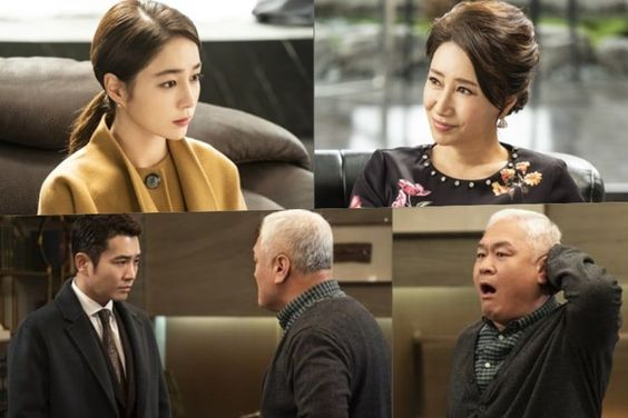 "Lee Min Jung And Joo Sang Wook Are Met With Different Reactions From His Parents On ""Fates And Furies"""