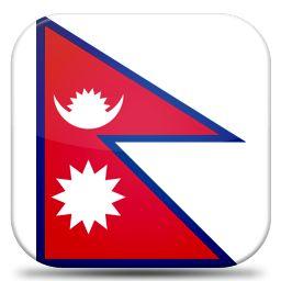 Bandeira Nepal