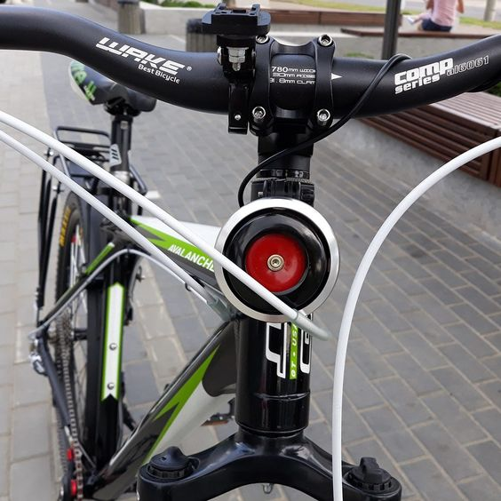 Usb Charging Bicycle Bell With Alarm Cycling Horns Electronic Bike