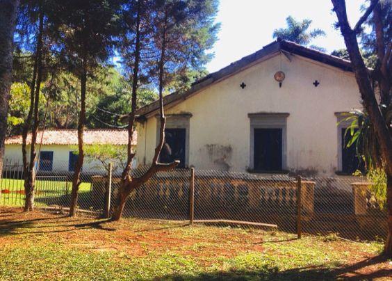 Casarão Afonso Sardinha- parque estadual Jaraguá