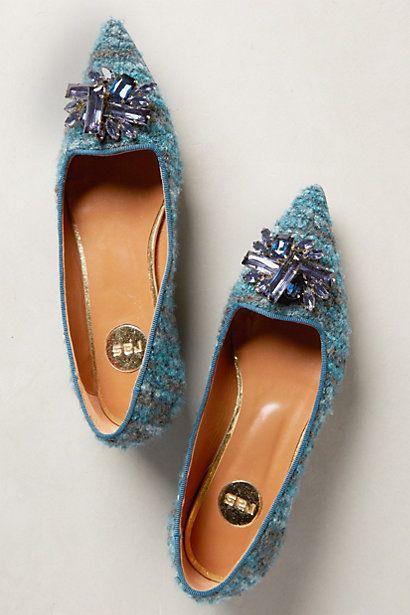 Dizzy Flat Shoes