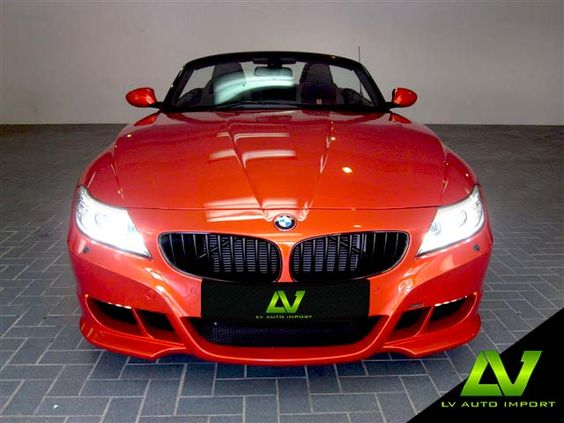 Interiors, Orange and Bmw z4 on Pinterest