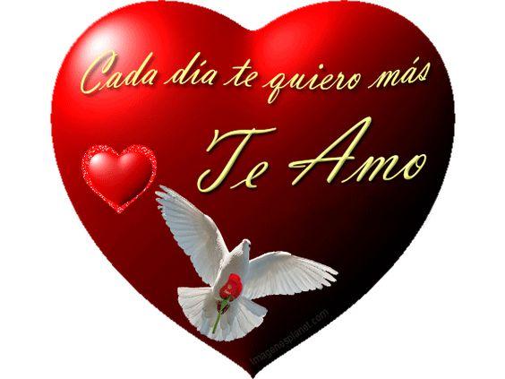 Imagenes Con Frases De Amor En 3d: Gifs , Mensagens E Imagens :: Gifs De Coração,