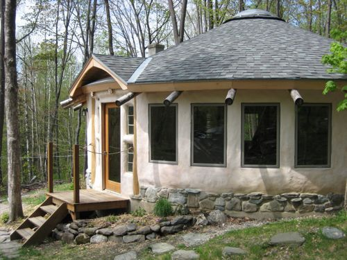 yurts | FREE HOME PLANS - HOUSE PLANS FOR YURTS: