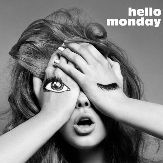Hoşgeldin Pazartesi! Herkese harika bir hafta diliyoruz.