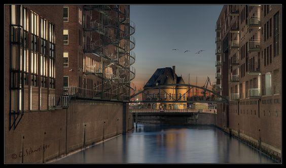 Kehrwiederspitze - Hamburg
