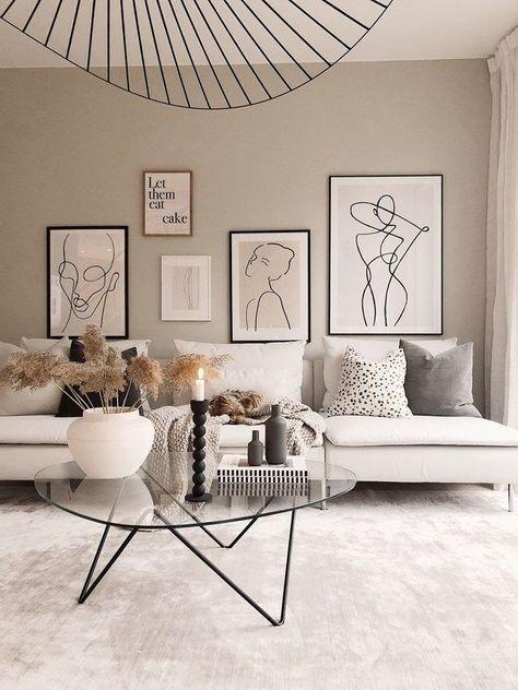 60 Ideas Living Room Beige Walls Decor Paint Colours For 2019 Scandi Living Room Luxury Living Room Modern Living Room Living room decor beige walls