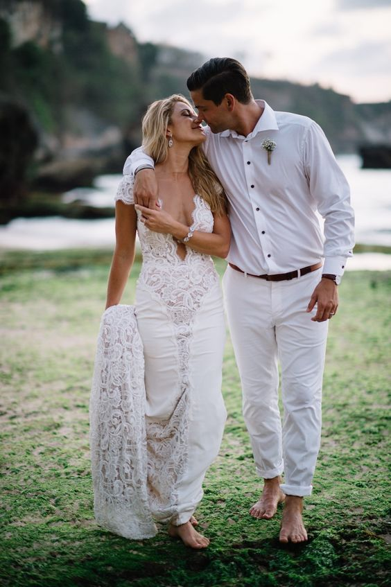 crazy glamorous wedding dresses