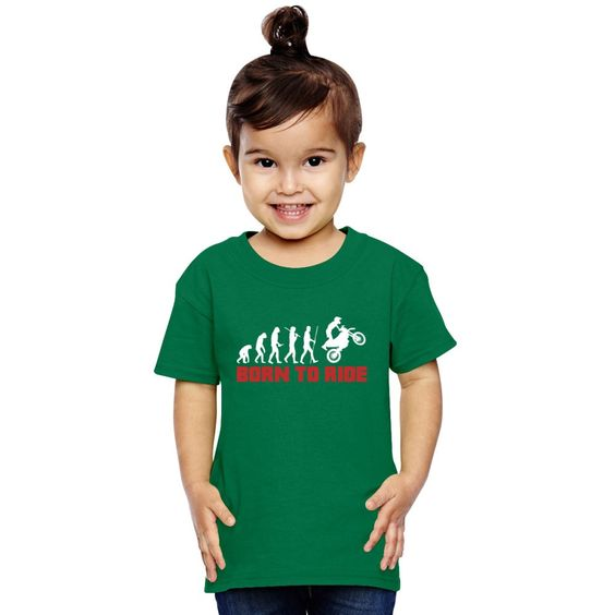 Born To Ride Toddler T-shirt