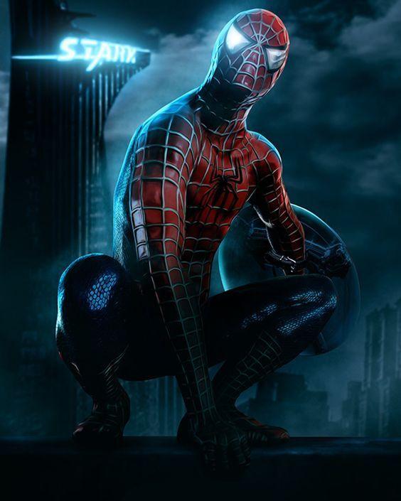 Spiderman Wallpaper 4k Spiderman Man Wallpaper Amazing Spiderman