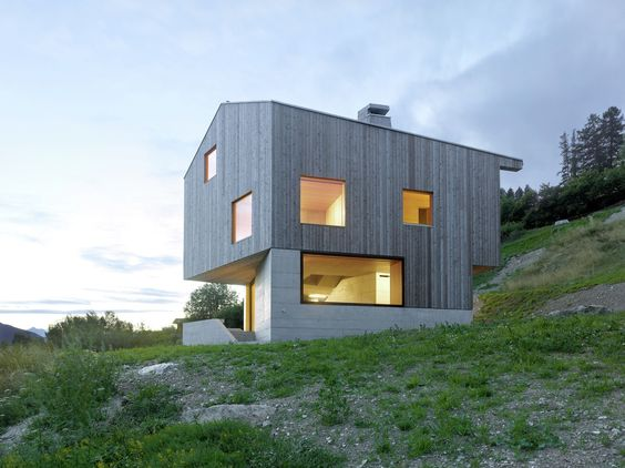 Gallery of Chalet, Val D'hérens / Savioz Fabrizzi Architectes - 1 ...