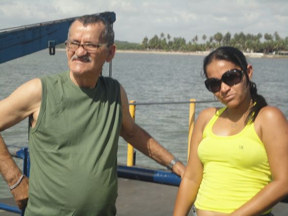 Meu Esposo e minha Filha