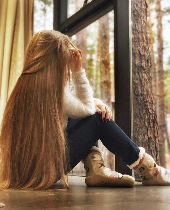 Pin By Carolyn On Hair Long Hair Styles Waist Length Hair Straight Hairstyles