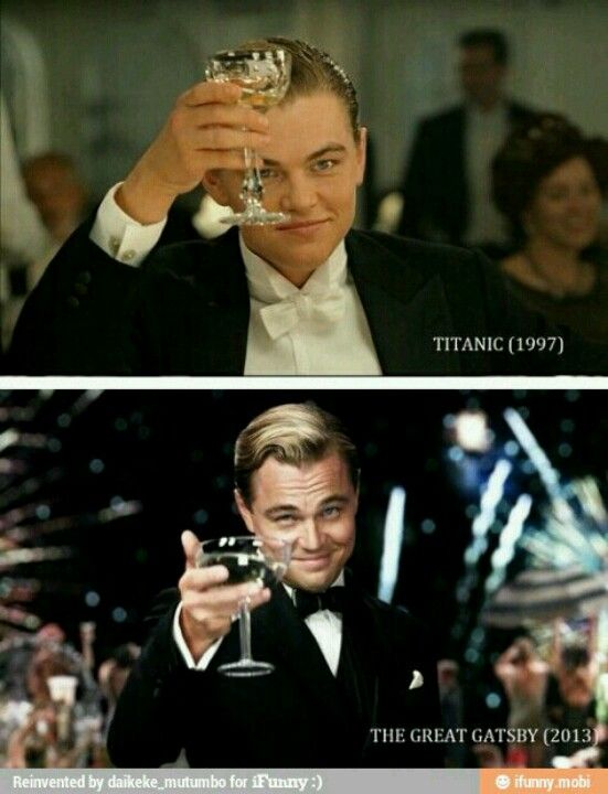 Leo oh Leo.... I love you.