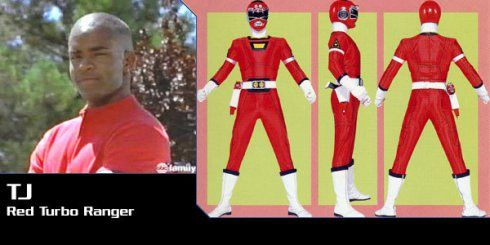 Top African American Power Rangers | WorldofBlackHeroes