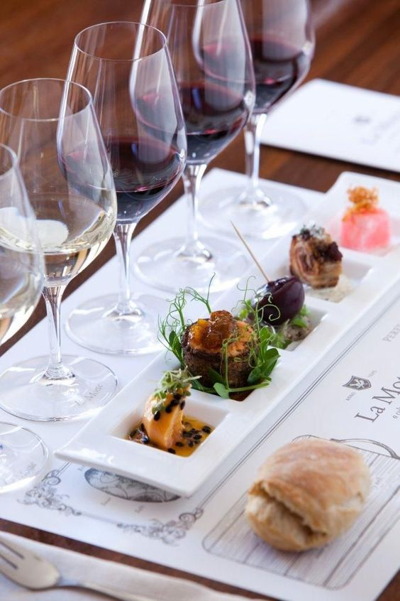 La Motte is one of the famous vineyards in Franschhoek, Cape Town offering exceptional food and wine tasing