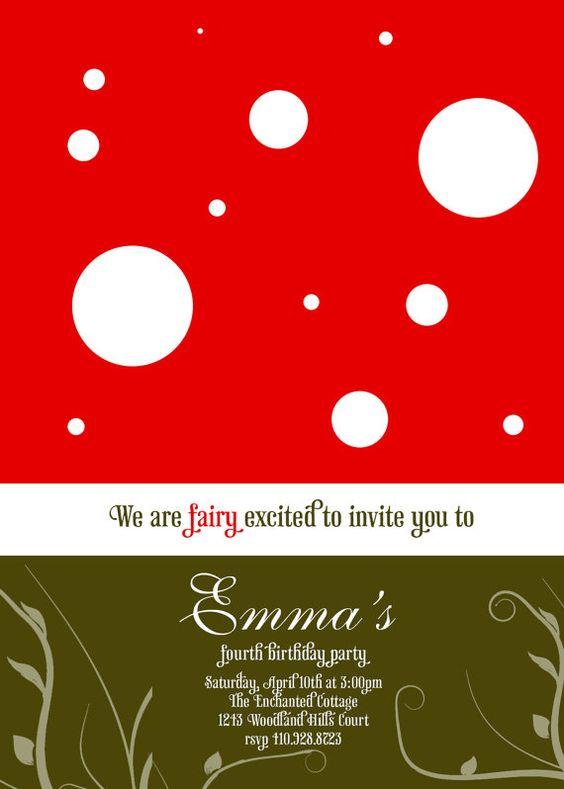 like this invitation