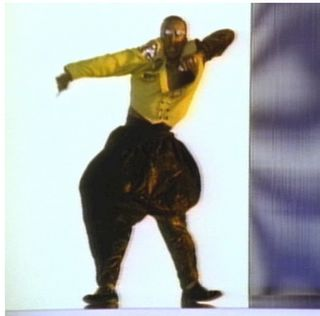 hammer pants... HOW were those ever cool? LOL