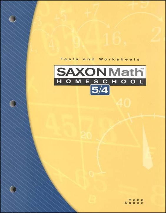 Saxon Math Algebra 1