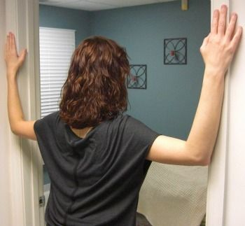 how to get rid of pain between shoulder blades