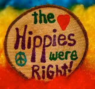I wouldn't know what ALL the 'hippies' were saying because I was too young in 1964. ... -- < Repinned from Baby Boomer Seniors board ... http://www.pinterest.com/pin/507710557964018865/ . > << UPDATE -- This is now a Super Favorite pin of some of my followers, as you can see at ... http://www.pinterest.com/chris556371/followers-super-favorites/ . >