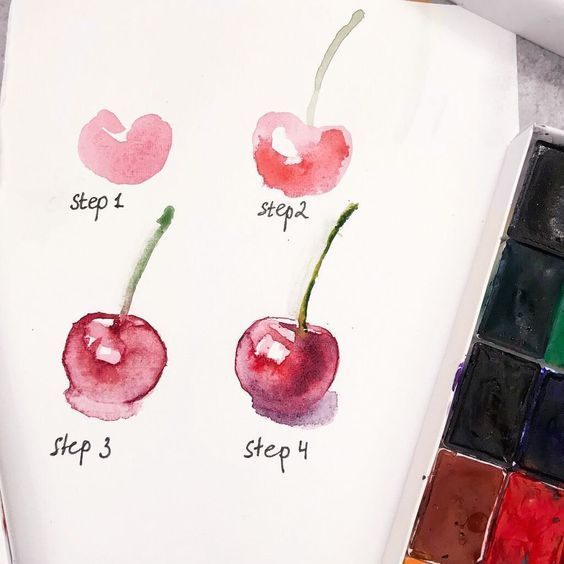 Love Watercolor Painting Miyaz Paint Brushes Will Help You Get