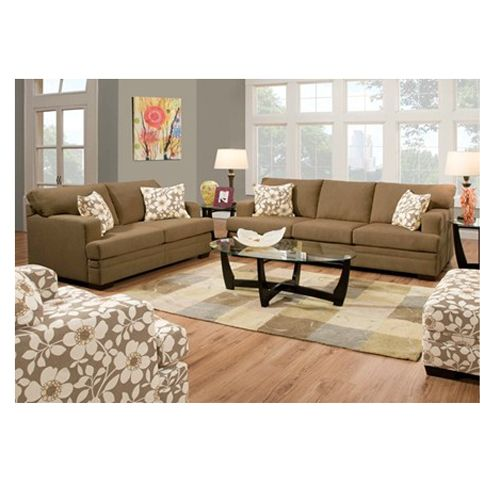 decorate living my brown room to sofa with how a