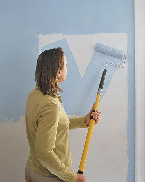 How To Paint The Perfect Wall With Images Room Paint Painting Walls Tips Storing Paint