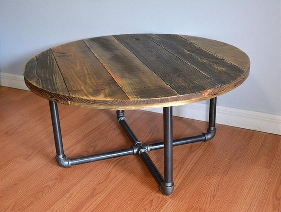 Round Coffee Tables Coffee Table Plans And Coffee Tables On Pinterest